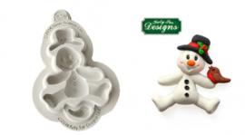KSD Snowman mould