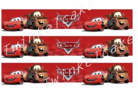 Taartband cars 5
