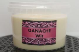 Ganache Wit klaar voor gebruik - 900 gr.