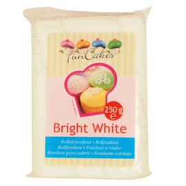 Rolled fondant Bright White 250 gr