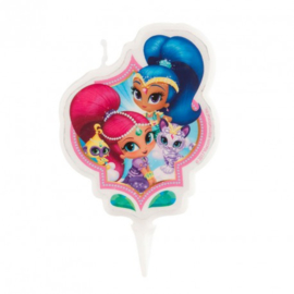 Shimmer & Shine 2D candle