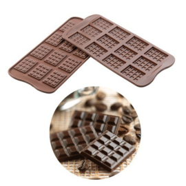 Chocolade mould silicone