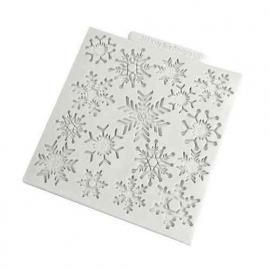 KSD Snowflake mat