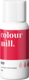 Colour Mill Red - 20 ml