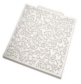 KSD Romantic Swirl Design mat