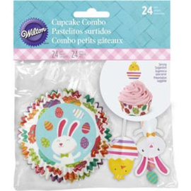 wilton cupcake combo pack eggclectic 24 st
