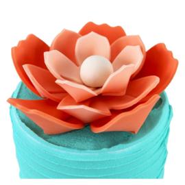 PME Origami Flower cutter set 3 st