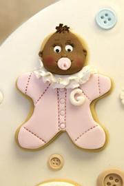 Cupcake Top Baby by Karen Davies (Silikonform)