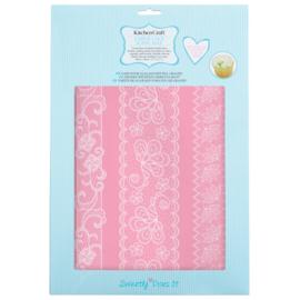 Kitchen Craft Lace mat 14