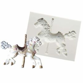 Carousel Horse (Alphabet Moulds)