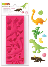 Mould Dinosaures
