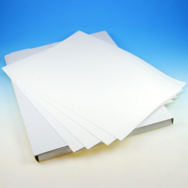 Frosty Sheets A4 - 25 pcs