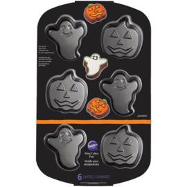 Ghost & Jack-o-Lantern bakvorm (cake pan)
