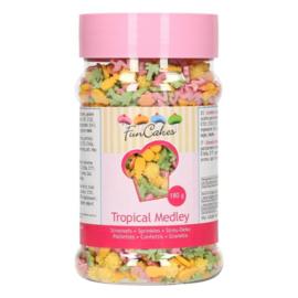 Tropical Medley (paillettes ) 180 gr.