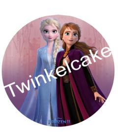 Frozen 2 Anna Elsa 4