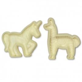Unicorn & Alpaca Jem pop it (exotic animals)