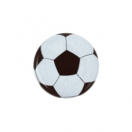 Ballon de foot - chocolat 10 pcs