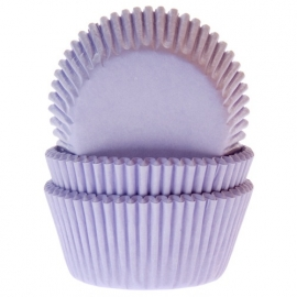 Cake Cups Lila House of Marie 50 st