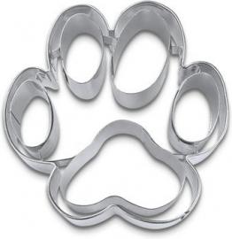 Hondepoot 7.5 cm uitsteker metaal (Paw Patrol)