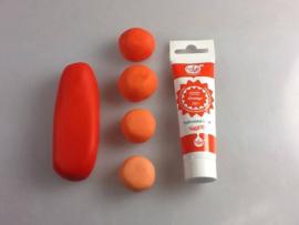 Progel kleurstof oranje