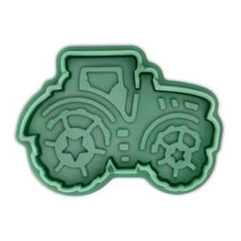 Städter plunger/cutter Tractor -  6.5 cm
