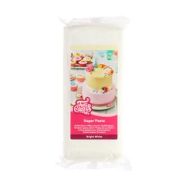 Suikerpasta wit hagelwit (Bright White) 1 kg