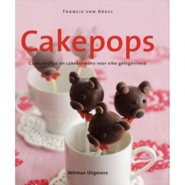 Cake pops  Francis van Arkel