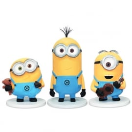 Minion Cakeframe kit