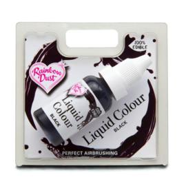 RD Liquid Colour Black Airbrush 16 ml