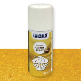 PME Lustre Gold Spray 100 ml