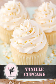 Vanille Cupcake Cakemix 1 kg