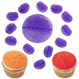 Cupcake Decorating set Flowers