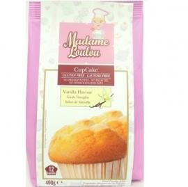 Madame Loulou Cupcakemix Vanilla