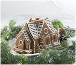 House 3D Bundt bakpan