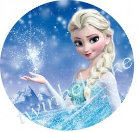 Taartprint Elsa 2