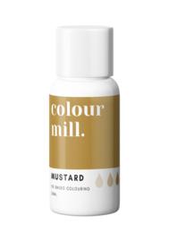 Colour mill mustard 20ml