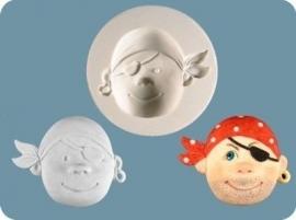 FPC Piraat met hoofddoek