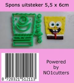 uitsteker spongebob