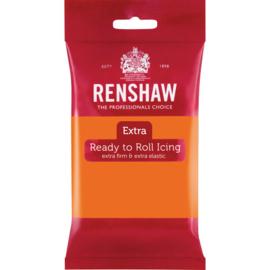 Renshaw Extra Orange suikerpasta 250 gr