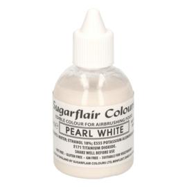 Sugarflair Airbrush Pearl White - 60 ml