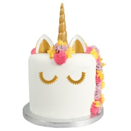 Einhorn Decoration set 5 pcs