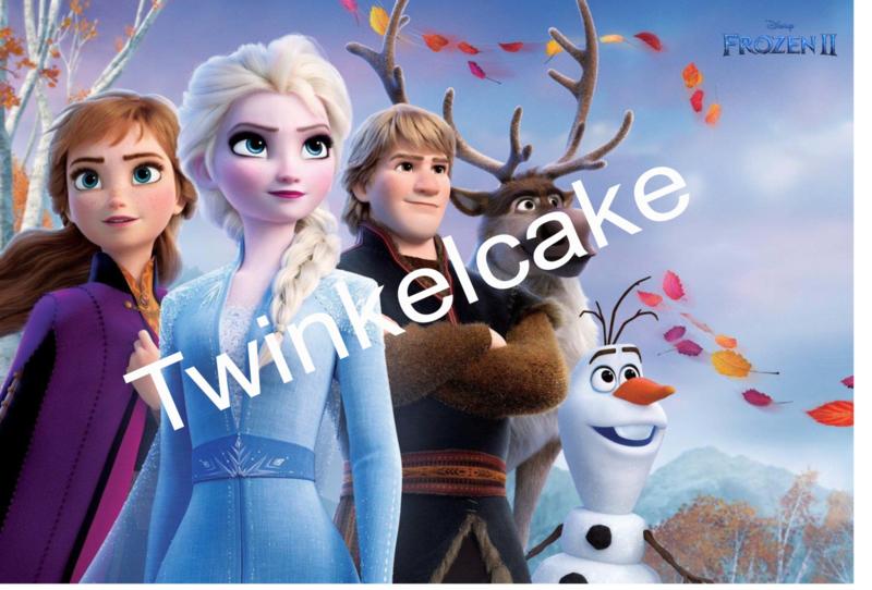 Frozen 2 (Reine des neiges) nouveau - rectangle 2
