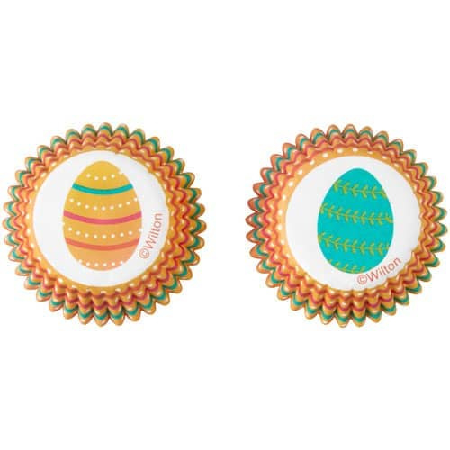 wilton mini baking cups eggclectic 100 st