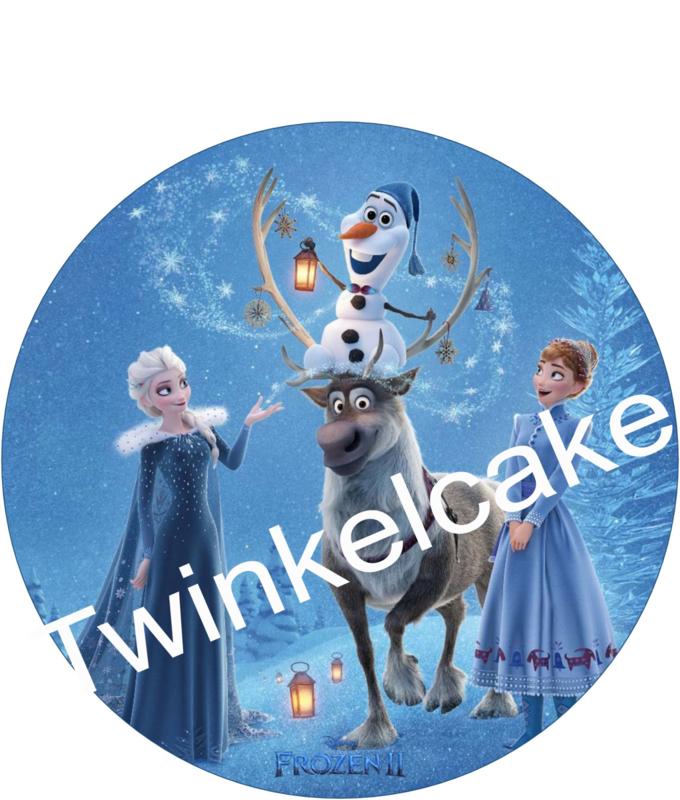 Frozen 2 Anna Elsa 2 (reine des neiges) nouveau