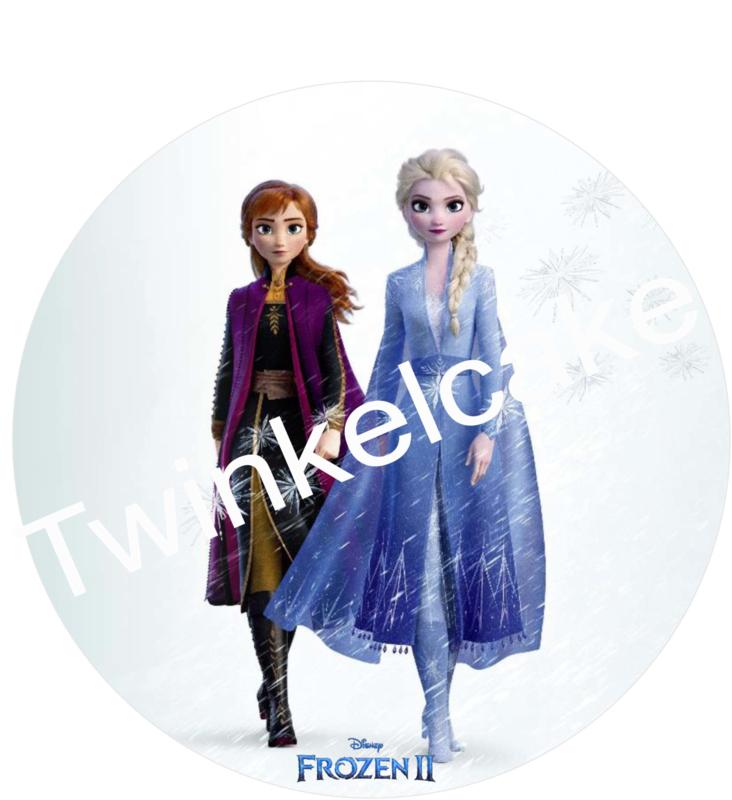Frozen 2 Anna Elsa 1 (reine des neiges) nouveau