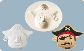 FPC Piraat met hoed