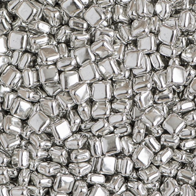 Silver Squares  - 90 gr