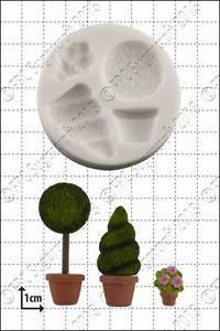 FPC Sugarcraft Topiary