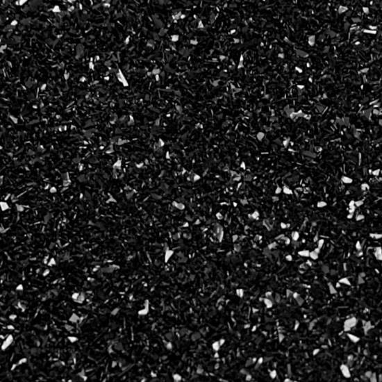 RD Edible Glitter Black - 5 gr