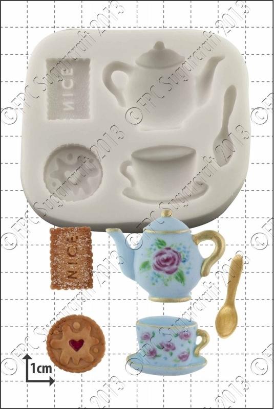 FPC Thee en koekjes